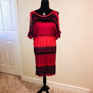 Hale Bob knit dress